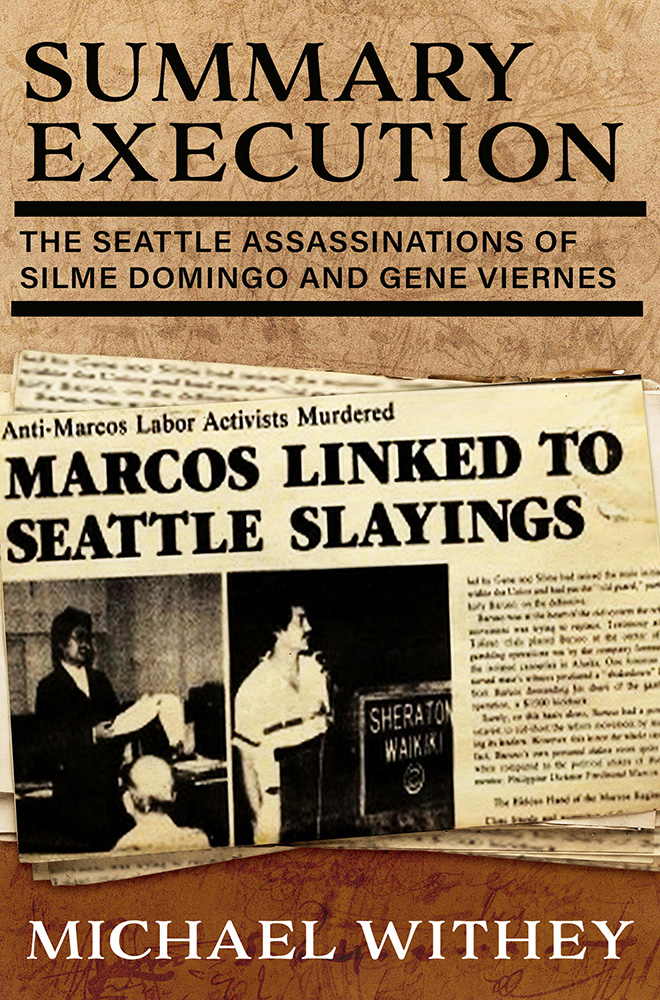 Cover of Summary Execution - The Seattle Executions of Silme Domingo and Gene Viernes
